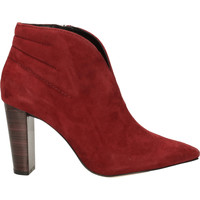 Chaussures Femme Boots Caprice Bottines Grape