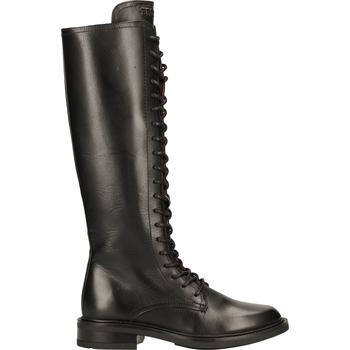 Chaussures Femme Bottes Bronx Bottes Schwarz