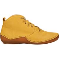 Chaussures Femme Boots Think Derbies Gelb