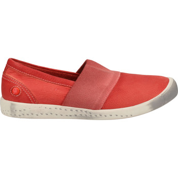 Chaussures Femme Mocassins Softinos Babouche Red