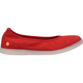 Chaussures Femme Ballerines / babies Softinos Ballerines Rot