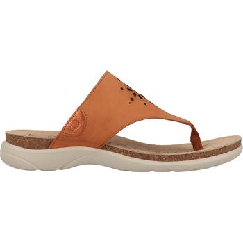 Chaussures Femme Tongs Josef Seibel Sandales Orange
