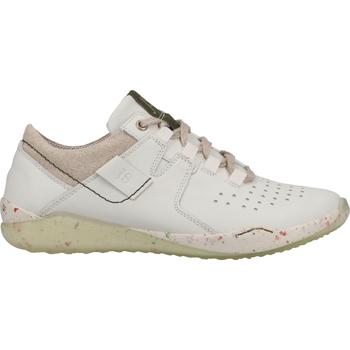 Chaussures Femme Baskets mode Josef Seibel Sneaker Weiß