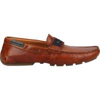 Chaussures Homme Mocassins Pantofola d'Oro Babouche Braun