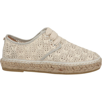Chaussures Femme Slip ons Fred de la Bretoniere Derbies Weiß