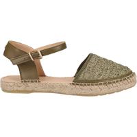 Chaussures Femme Sandales et Nu-pieds Fred de la Bretoniere Sandales Grün