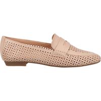 Chaussures Femme Mocassins Scapa Babouche Beige