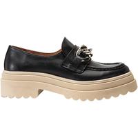 Chaussures Femme Mocassins Inuovo Babouche Schwarz