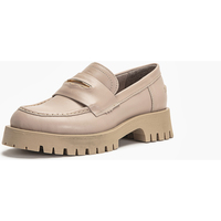Chaussures Femme Mocassins Inuovo Babouche Creme