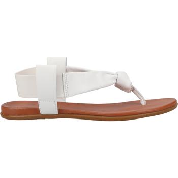 Chaussures Femme Claquettes Ilc Sandales Weiß