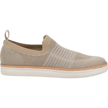 Chaussures Femme Mocassins La Strada Babouche Beige/Silber