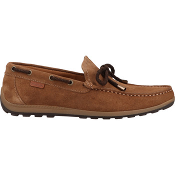 Chaussures Homme Mocassins Sansibar Babouche Beige