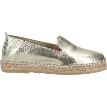 Chaussures Femme Espadrilles Steven New York Babouche Gold