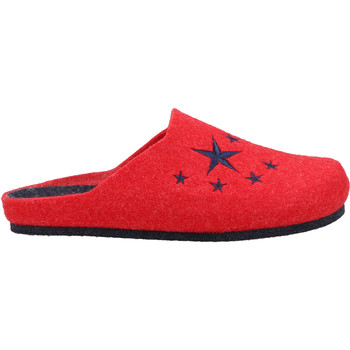 Chaussures Femme Chaussons Cosmos Comfort Pantoufles Rot/Blau