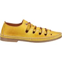 Chaussures Femme Derbies Cosmos Comfort Derbies Gelb