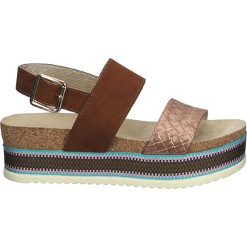 Chaussures Femme Sandales et Nu-pieds Bullboxer Sandales Braun