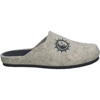 Chaussures Femme Chaussons Cosmos Comfort Mules Beige
