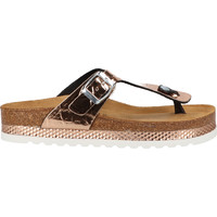 Chaussures Femme Tongs Cosmos Comfort Sandales Rosegold