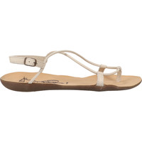 Chaussures Femme Tongs Fly London Sandales Weiß