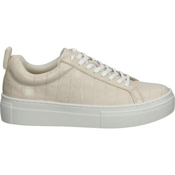 Chaussures Femme Baskets mode Vagabond Shoemakers Sneaker Beige/Weiß