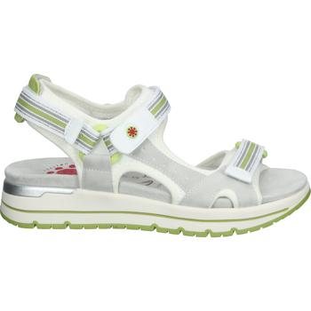 Chaussures Femme Sandales sport Relife Sandales Grau/Weiß