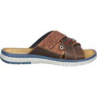 Chaussures Homme Mules Salamander Mules Cognac