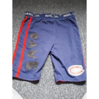 Vêtements Garçon Brassières de sport 80DB Original Pyjama short Bleu