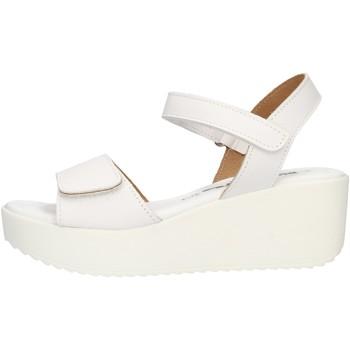 Chaussures Femme Sandales et Nu-pieds Bionatura 67JOLANDA blanc