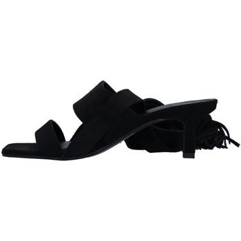 Chaussures Femme Sandales et Nu-pieds Janet&Janet 01151 NOIR