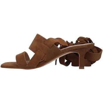 Chaussures Femme Sandales et Nu-pieds Janet&Janet 01151 CUIR