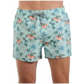 Vêtements Homme Maillots / Shorts de bain Waxx Short de bain POLYNESIA Bleu Ciel