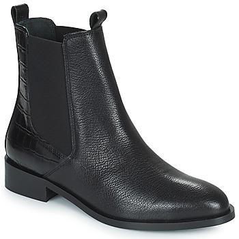 Chaussures Femme Boots JB Martin OFFRIR Noir