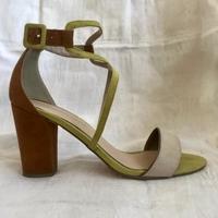 Chaussures Femme Sandales et Nu-pieds Marco Tozzi Sandales hautes Marco Tozzi Multicolore