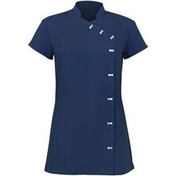 Vêtements Femme Tuniques Alexandra  Bleu marine