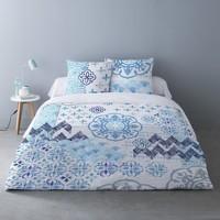 Maison & Déco Parures de lit Mylittleplace PAXI Bleu