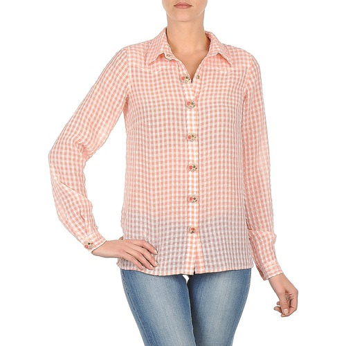 Tops & Chemises  Manoush CHEMISE ML ALIZE Rose 350x350