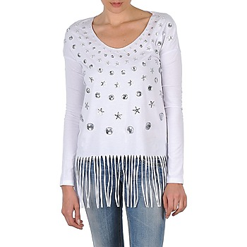 T-shirts & Polos Manoush TUNIQUE LIANE Blanc 350x350