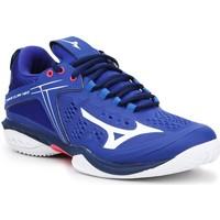 Chaussures Homme Tennis Mizuno Wave Claw Neo 71GA207020 niebieski, biały, różowy