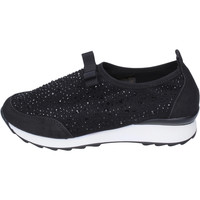 Chaussures Fille Slip ons Holalà BH23 Noir