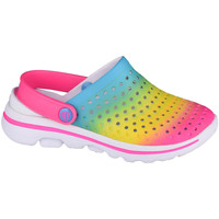 Chaussures Enfant Sabots Skechers Go Walk 5-Play By Play Multicolore