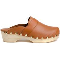 Chaussures Femme Sabots Tiziana ZUECO 05P Marron