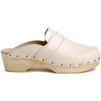 Chaussures Femme Sabots Tiziana ZUECO 05P Beige