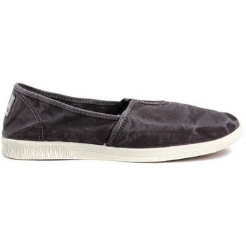 Chaussures Femme Derbies & Richelieu Natural World 615-E OLD BONSAI Noir