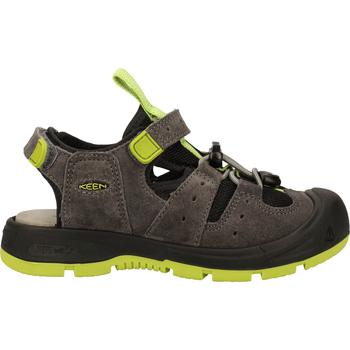 Chaussures Garçon Sandales sport Keen Sandales Grau/Grün