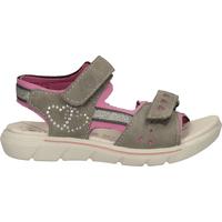 Chaussures Fille Sandales et Nu-pieds Ricosta Sandales Grau/Rosa