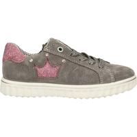 Chaussures Fille Baskets basses Ricosta Sneaker Grau/Rosa