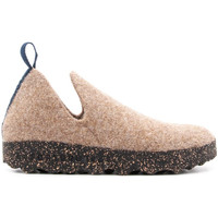 Chaussures Femme Chaussons Asportuguesas CITY-TAUPE BEIGE