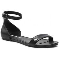 Chaussures Femme Sandales et Nu-pieds Calvin Klein Jeans ANKLE HW Noir