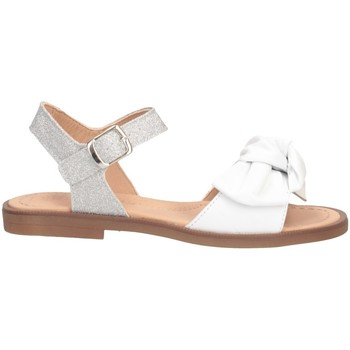 Chaussures Fille Sandales et Nu-pieds Dianetti Made In Italy I9738 Sandales Enfant BLANC BLANC