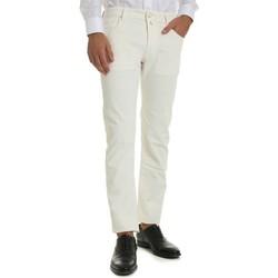 Vêtements Homme Jeans slim Jacob Cohen J688 COMF 122 Jeans homme BLANC BLANC